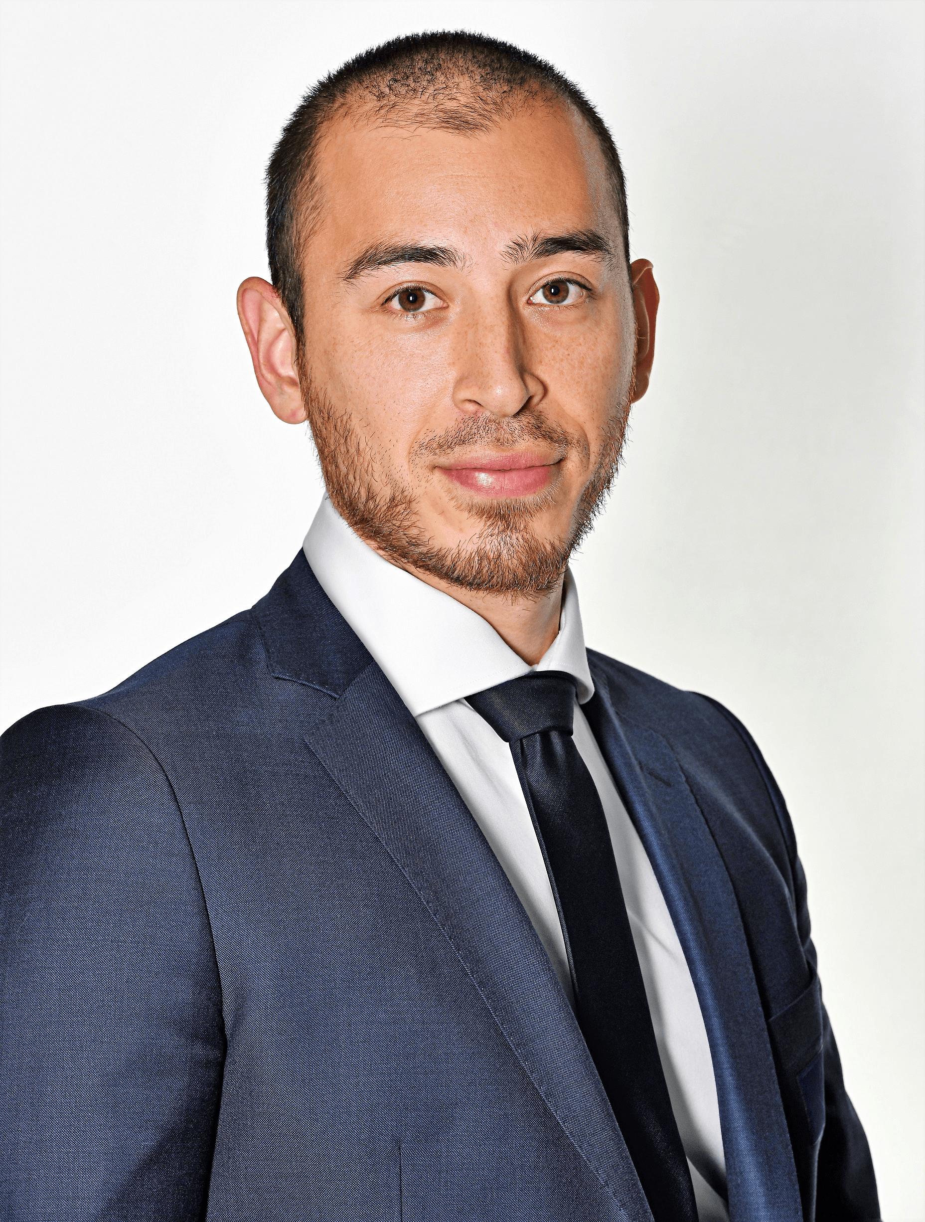 Dr. Julius Y. Becker by Witters GmbH Sportfotografie