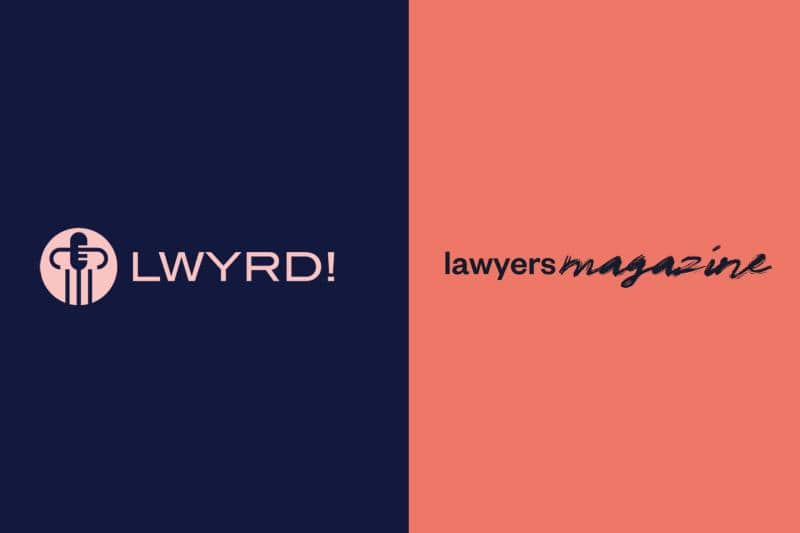 Partnerschaft LWYRD und Lawyers-Magazine