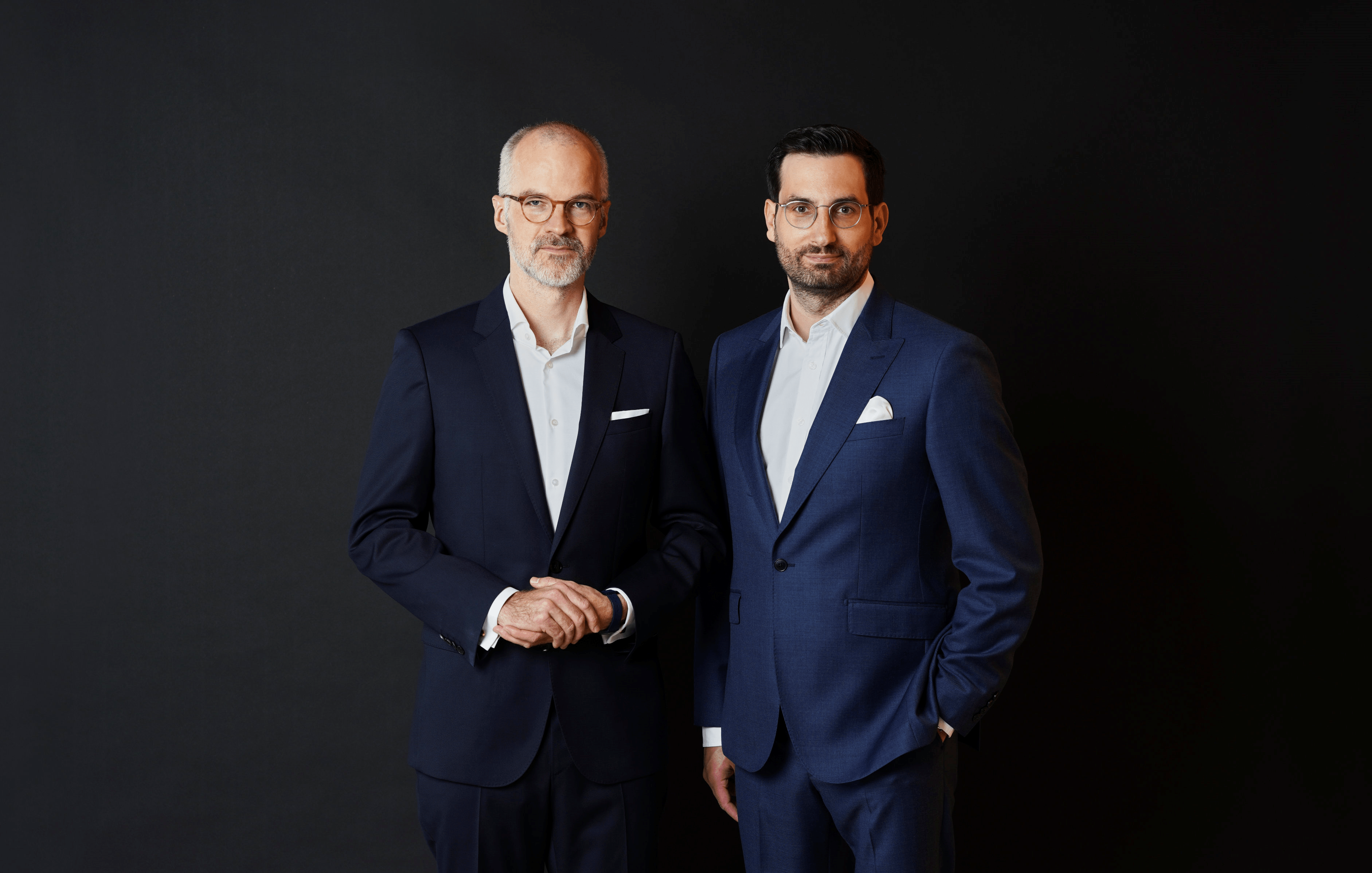 Dr. Reto Batzel & Dr. Georg Schmittmann MARCK_Copyright by Hartmut