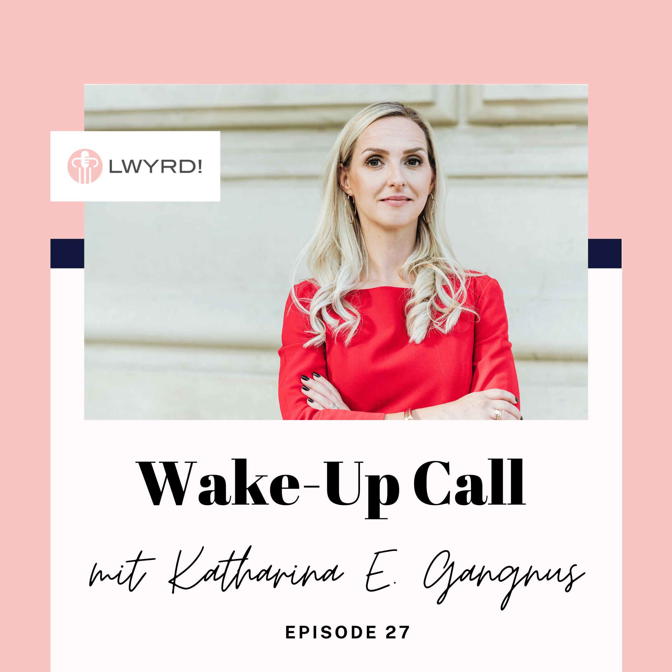 LWYRD! Wake-up Call - Der perfekte CV